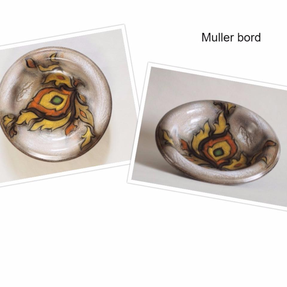 Leen Muller bord B