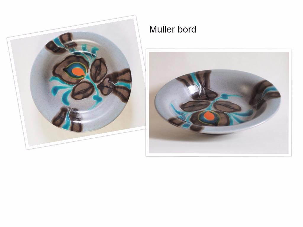 Leen Muller bord C